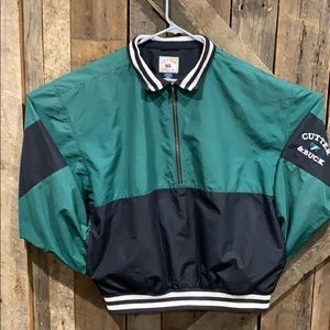 Vintage Cutter and Buck WindBreaker Pullover